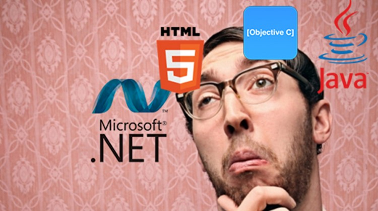 Is it worth investing in Dot Net for my business or should I opt for HTML5, Objective C or Java