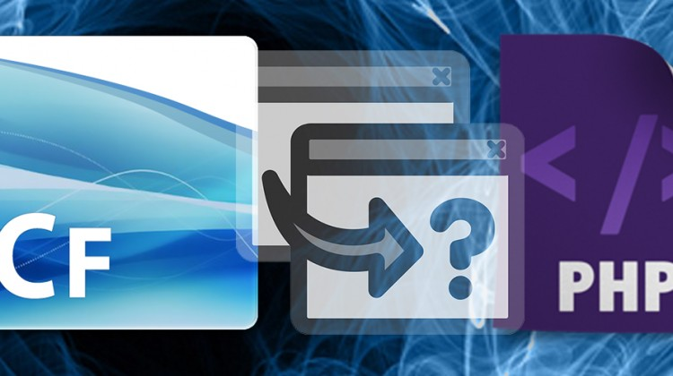 A comparison between ColdFusion and PHP