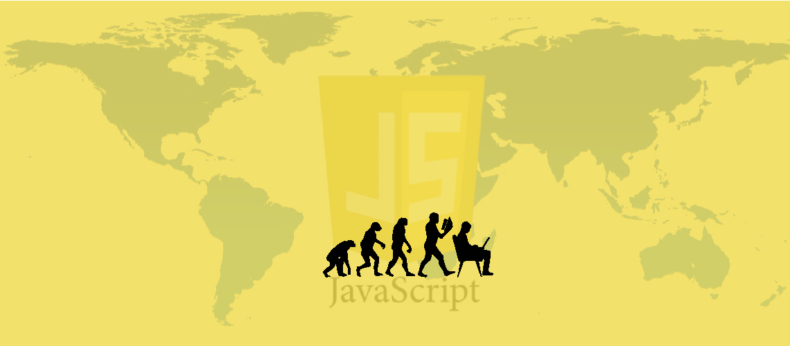 The evolution of JavaScript as a language - All About Web