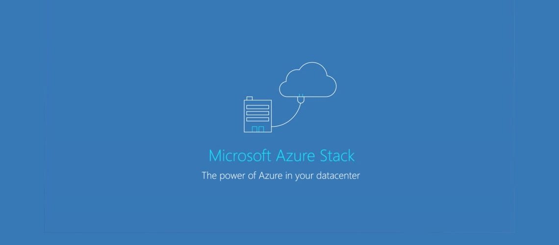 Azure Stack Features
